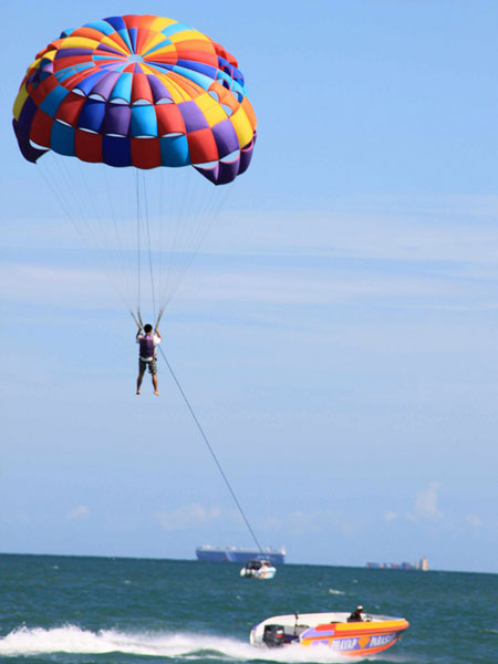 Puerto Galera Water Sports Activities Philippines